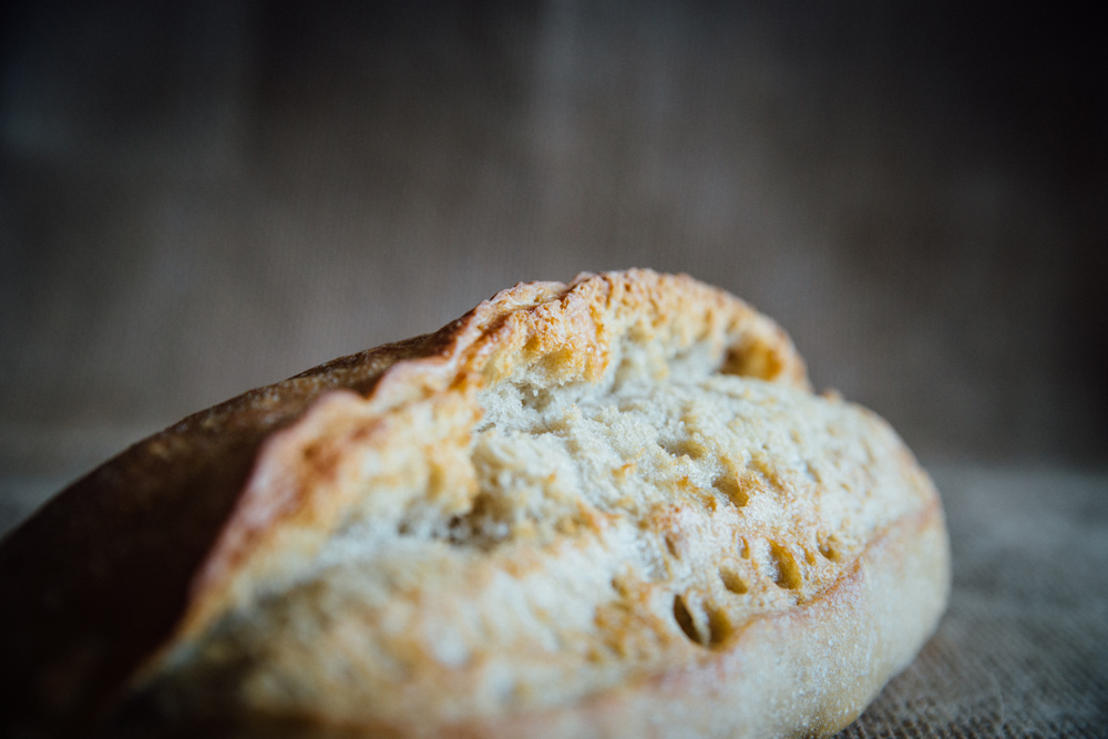 Sourdough Loaf, Commercial Food Photography