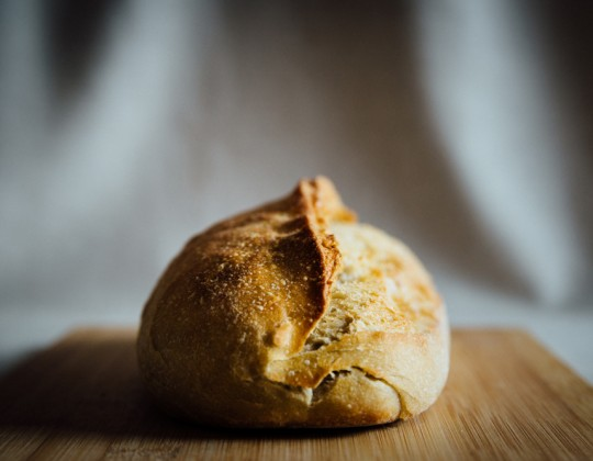 Sourdough Loaf, Cpmmercial Food Photography