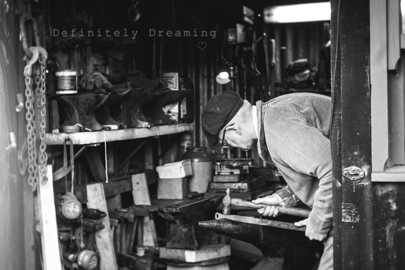 Traditional crafts, a photo project