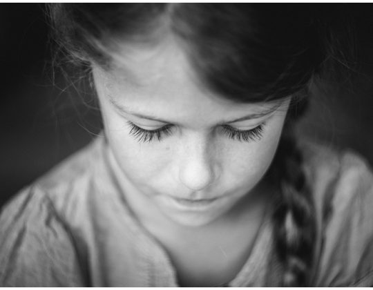 black and white portrait with Helios Vintage Lens
