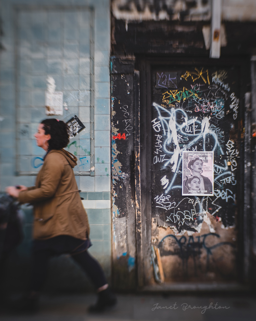 Lensbaby Sol 45 street photography