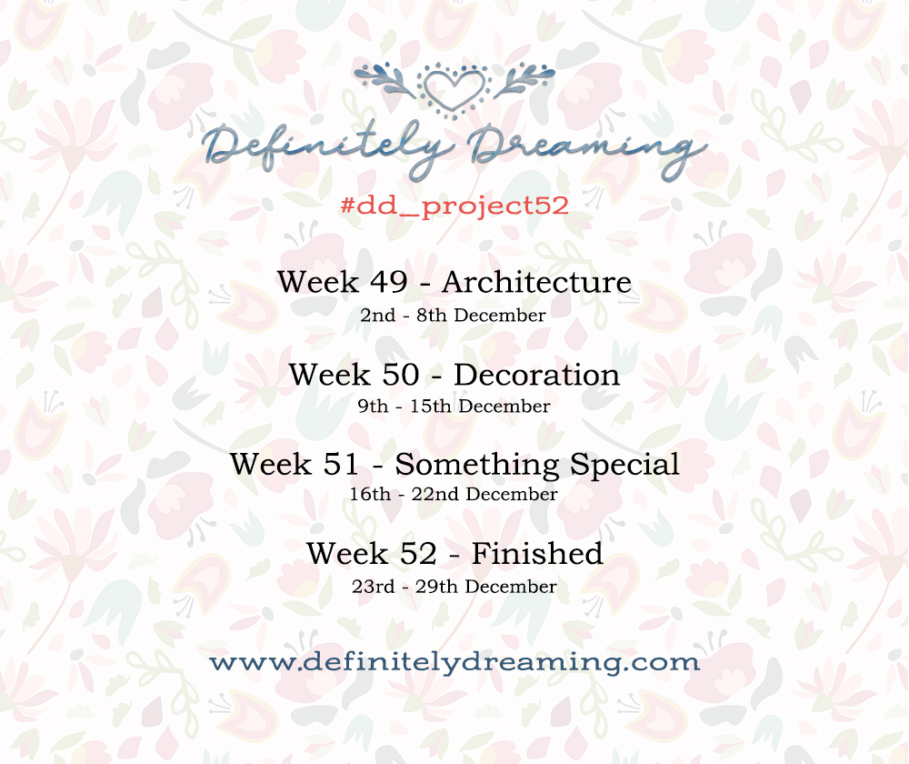 weekly photo project prompts
